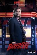 Daredevil Staffel 1 Charakterposter Foggy Nelson