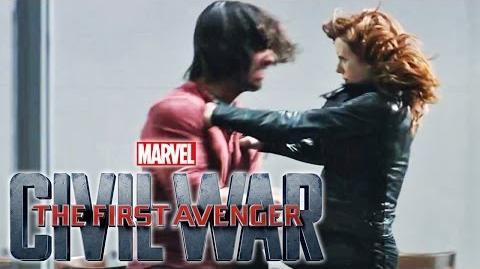 The First Avenger Civil War – The Team vs. Bucky – Ab 28. April im Kino Marvel HD