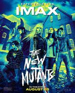 The New Mutants IMAX Poster