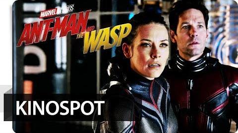 ANT-MAN AND THE WASP - Kinospot Rettungsmission Marvel HD