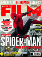 Spider-Man - Far Frome Total Film Cover