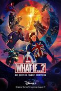 Marvel's What If...? Teaserposter