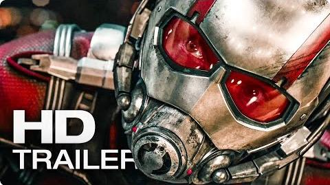 ANT-MAN Trailer German Deutsch (2015)
