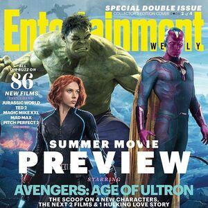 Entertainment Weekly Cover Hulk, Black Widow und Vision.jpg