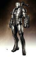 Iron Man 2 Konzeptfoto 13
