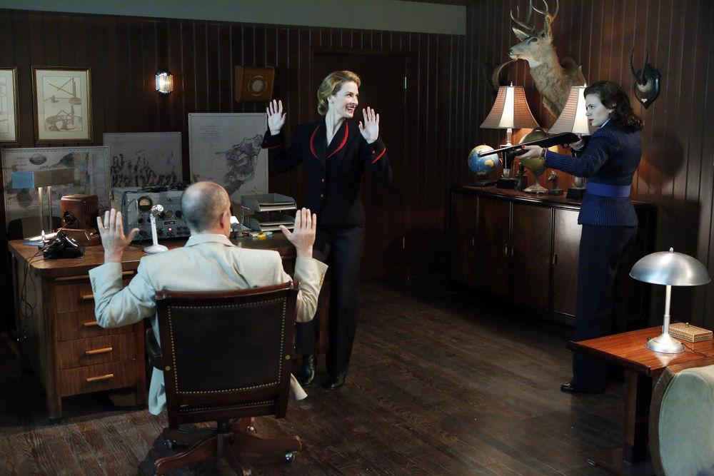 Das ist erst der Anfang (Marvel's Agent Carter)