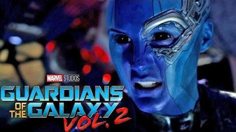 Garten of the Galaxy? - GUARDIANS OF THE GALAXY VOL. 2 Marvel HD