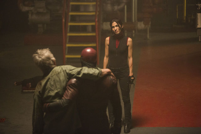 Das Dunkle am Ende des Tunnels (Marvel's Daredevil)