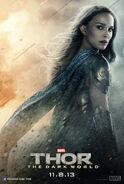 Thor - The Dark World Jane Forster Charakterposter