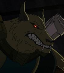 Warwolf (Hulk: Where Monsters Dwell)