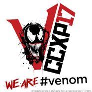 Venom Teaserlogo