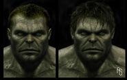 Der unglaubliche Hulk Konzeptfoto 10