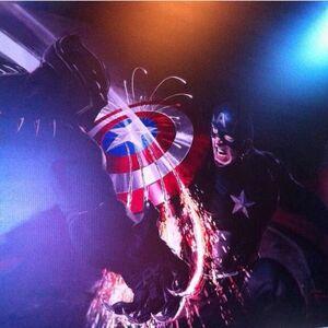 The First Avenger - Civil War Promobild Black Panther vs. Cap.jpg