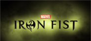 Marvel's Iron Fist Logo