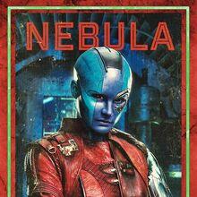 Guardians of the Galaxy Vol.2 Charakterposter Nebula.jpg
