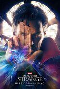 Doctor Strange deutsches Teaserposter 2