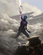 Avengers - Infinity War Konzeptart 61