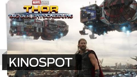 THOR TAG DER ENTSCHEIDUNG - Neues Zeitalter Marvel HD