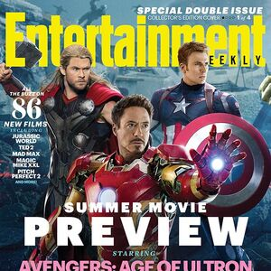 Entertainmet Weekly Cover Iron Man, Thor und Captain America.jpg