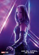 Avengers - Infinity War - Deutsches Mantis Poster