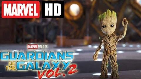GUARDIANS OF THE GALAXY VOL. 2 - offizieller Trailer 2 Marvel HD