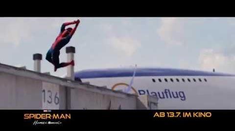 "SPIDER-MAN HOMECOMING - New Shield Place 20"" - Ab 13.7.2017 im Kino!"