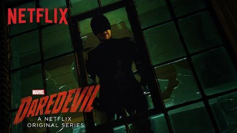 Marvel's Daredevil Teaser Trailer Netflix