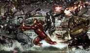 Iron Man 2 Konzeptfoto 1