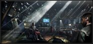 Logan - The Wolverine Konzeptzeichnung 11