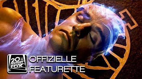 X-Men Apocalypse History Featurette Deutsch HD German
