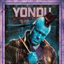 Guardians of the Galaxy Vol.2 deutsches Charakterposter Yondu.jpg