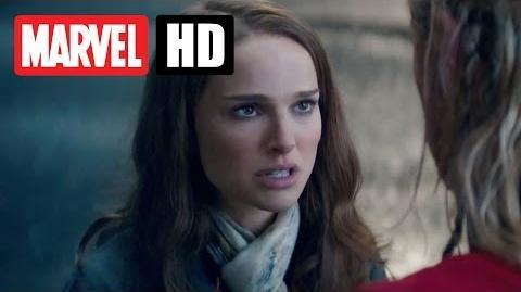 THOR THE DARK KINGDOM - Thor und Jane - Marvel