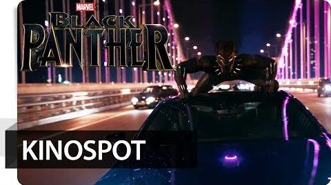 BLACK PANTHER - Der neue König Marvel HD