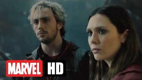 AVENGERS AGE OF ULTRON - Super Siblings - JETZT im Kino - Marvel HD