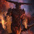 Thor Ragnarok Konzeptzeichnung 11