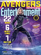 Avengers - Infinity War Entertainment Weekly Cover 5