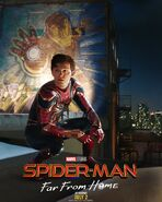 Spider-Man - Far From Home - Teaserposter 5