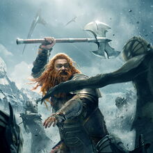 Thor - The Dark World Volstagg Charakterposter.jpg