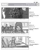 Logan - The Wolverine Konzeptzeichnung 4