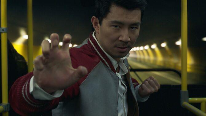 Shang-Chi ist der Meister des Kung Fu