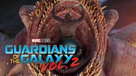 GUARDIANS OF THE GALAXY VOL. 2 - Filmclip Die Bestie von Innen Marvel HD