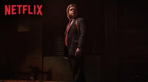 Marvel's Daredevil – Figuren-Artwork – Foggy Nelson – Netflix HD