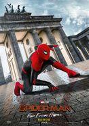 Spider-Man - Far From Home deutsches Teaserposter 3