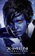 X-Men Apocalypse - Nightcrawler Charakterposter