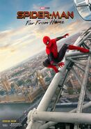 Spider-Man - Far From Home Teaserposter 2