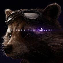 Avengers - Endgame - Rocket Poster.jpg