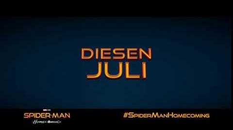 "SPIDER-MAN HOMECOMING - Avenger 10"" - Ab 13.7.2017 im Kino!"