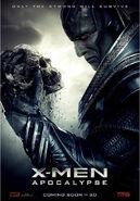 X-Men Apocalpyse zweites Teaserposter