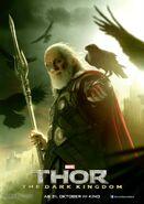 Charakterposter Odin Thor - The Dark Kingdom