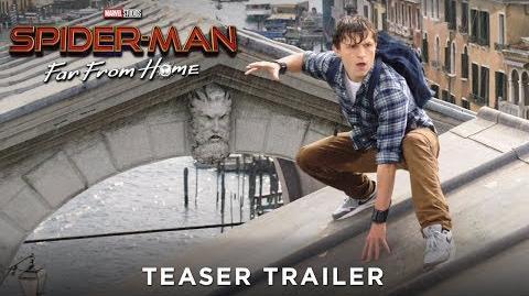 SPIDER-MAN FAR FROM HOME - Teaser Trailer - Ab 4.7